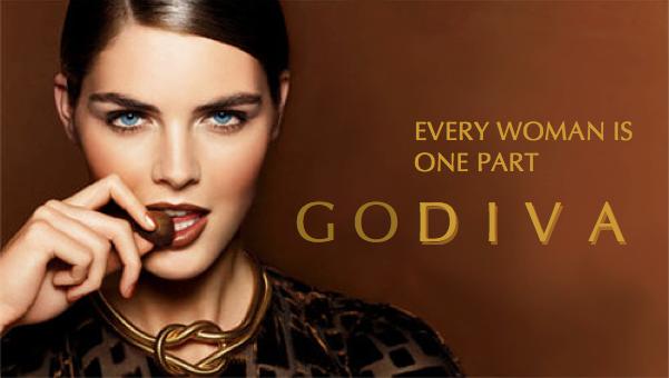 Lover Brand Archetype - Godiva